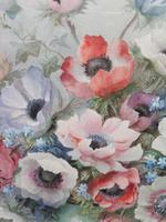 Watercolour Vibrant Flowers Listed Artist Jack Carter (5 of 10)
