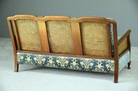 Vintage Bergere Cane Sofa (4 of 9)