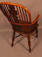 Yew Wood High Windsor Chair Benjamin Gilling (2 of 10)