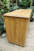 Gorgeous! Stunning! Big! Victorian Pine Chest of Drawers - We Deliver! (4 of 8)