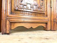 Chinese Elm Carved Screen (6 of 13)