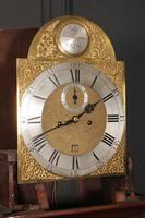 18th Century Dutch Marquetry Longcase Clock (15 of 16)