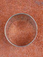 Antique Sterling Silver Hallmarked Napkin Ring 1903 (5 of 6)