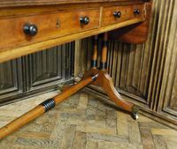 Antique Regency Sofa Table (6 of 8)