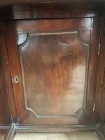 George III Gentleman's Kneehole Leather Top Mahogany Desk (9 of 12)