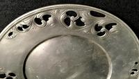 Ethan Fin North European Art Nouveau Pewter Charger (4 of 4)