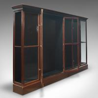 Huge Antique Shop Cabinet, English, Retail Display Showcase, Victorian c.1900 (2 of 10)