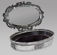 A Highly Decorative White Metal Compact (2 of 4)