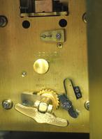 Superb Vintage English 8 Day Lantern Clock - Lever Platform c.1950 Mantel Clock by Rotherham's (3 of 11)