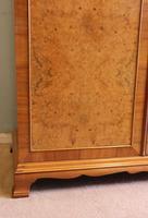 Quality Burr Walnut Double Wardrobe c.1930 (10 of 14)