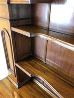 Antique Victorian Mahogany Sideboard (6 of 13)
