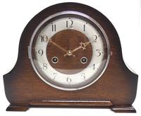 Good Hat Shaped Mantel Clock – Striking 8-day Arched Top Mantle Clock (2 of 10)