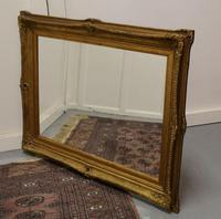 Large Rectangular Giltwood Mirror (6 of 7)