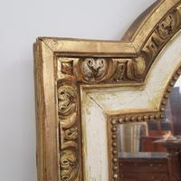 Tall French Antique Mirror c1850 (7 of 9)