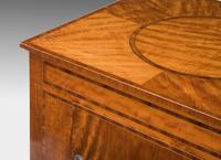 19th Century Satinwood Cupboard (4 of 5)