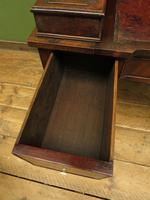 Antique 19th Century Carlton House Desk Mahogany Writing Table of Immense Character (14 of 30)