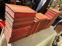 30 Antique Leather Bound Law Books 1890-1940 (5 of 6)