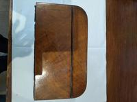 Walnut Wood Sewing Box with Mother of Pearl Inlay (3 of 13)