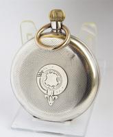 Antique Silver Waltham Pocket Watch (2 of 5)
