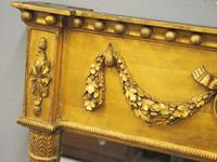 George IV Carved and Gilded Pier Mirror (4 of 14)