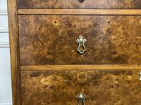 Superb Quality Walnut Chest of Drawers (8 of 18)