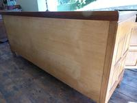 """Large Oak """"Foxman"""" Sideboard (9 of 11)"""