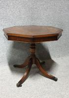 Very Good Octagonal Occasional Table