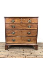 Antique George III Mahogany Chest of Drawers (12 of 12)