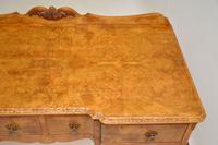 Antique Burr Walnut Server Side Table (6 of 11)