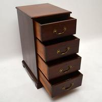 Antique Mahogany Chest of Drawers Filing Chest (4 of 8)