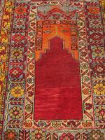 Antique Anatolian Prayer Rug (4 of 8)