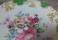 Crown Staffordshire, Fine Bone China Trio, Pattern No F15971 (9 of 9)
