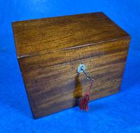 Georgian Mahogany Stationary Box (9 of 17)