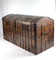 Large Early 17th Century Iron Bound Chest (15 of 22)