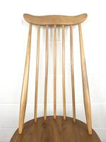 Pair of Ercol Blonde Elm Windsor Chairs (11 of 12)