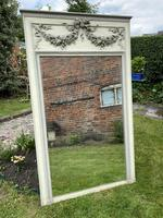 Painted Trumeau Mirror (5 of 6)
