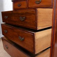 Mahogany Chest of Drawers Victorian 19th Century (3 of 11)