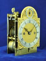 Rare Miniature Fusee Verge Bracket Mantle Clock - Made by John Johnson, London (6 of 12)