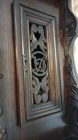 Outstanding Oak Grandfather Clock - William Evans (11 of 13)