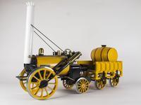 Hornby Live Steam Stephenson's Rocket (4 of 10)