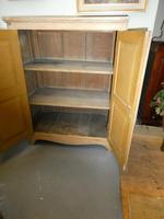 19th Century Pine  Kitchen Cupboard (2 of 13)