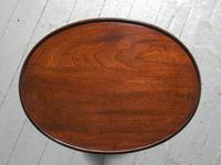 Georgian Pair of Mahogany Occasional Tables from Dunrobin Castle (2 of 5)