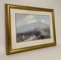 Original Dartmoor Watercolour by Frederick John Widgery (2 of 15)
