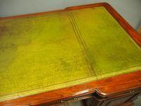 Georgian Style Mahogany Partners Desk (8 of 11)