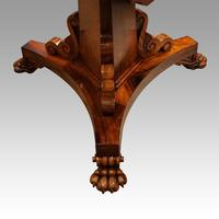 William IV Rosewood Dining Table (4 of 12)