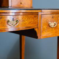 Inlaid Rosewood Desk (3 of 11)