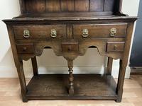 Titchmarsh & Goodwin Georgian Style Small Welsh Oak Dresser (2 of 11)