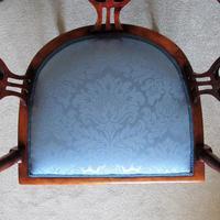 Edwardian Mahogany Salon Suite (6 of 7)