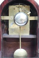 Regency Mahogany Inlaid Bracket Clock by Thwaites & Reed (8 of 8)