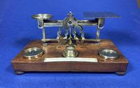 Victorian Mordan Letter Scales. (8 of 19)